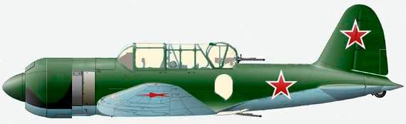 Штурмовик Су-6 (СССР)