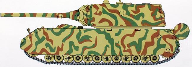Характеристики Модель танка World of Tanks - Танк Maus: подробное ... | 227x650