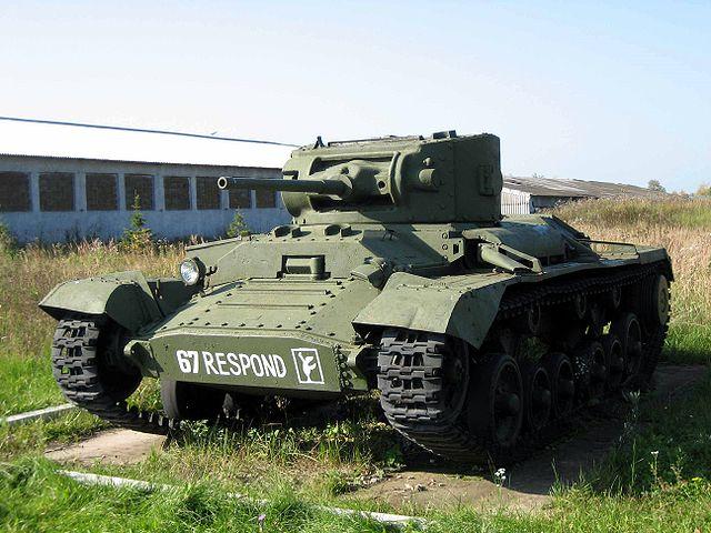 Легкий танк Mk.III «Валентайн» (Valentine)