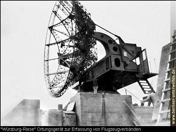 """Радар """"Вюрцбург-Ризе"""""""