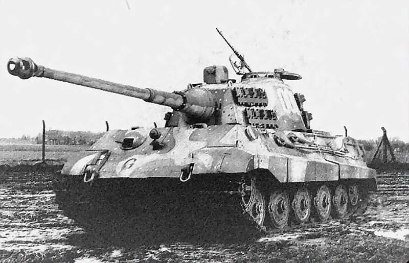 "Pz VI ""Тигр-2"""