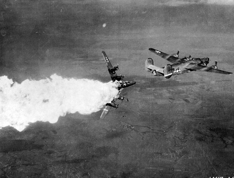Американские бомбардировщики
