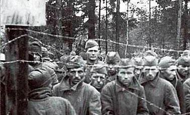 военнопленные