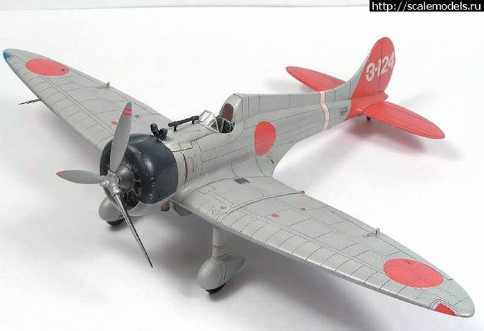 """палубный истребитель A5M """"Мицубиси"""""""