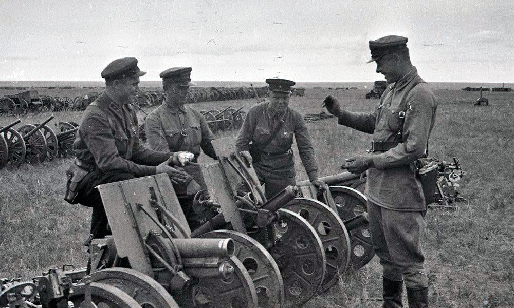 "70-мм батальонная пушка ""Тип 92"""