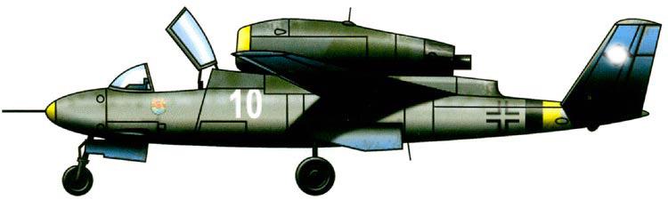 """He-162 даже с виду уже """"перерос"""" Вторую Мировую"""