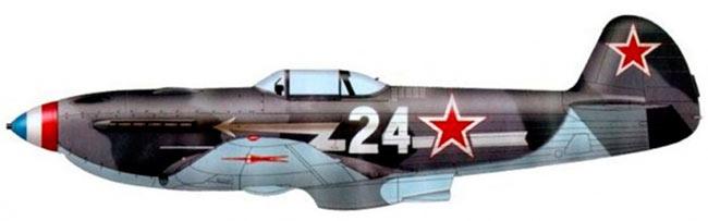 Истребитель Як-3.