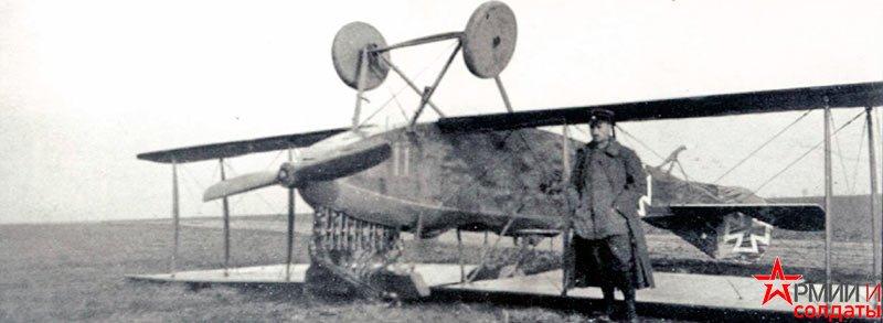 истребитель Альбатрос CIII