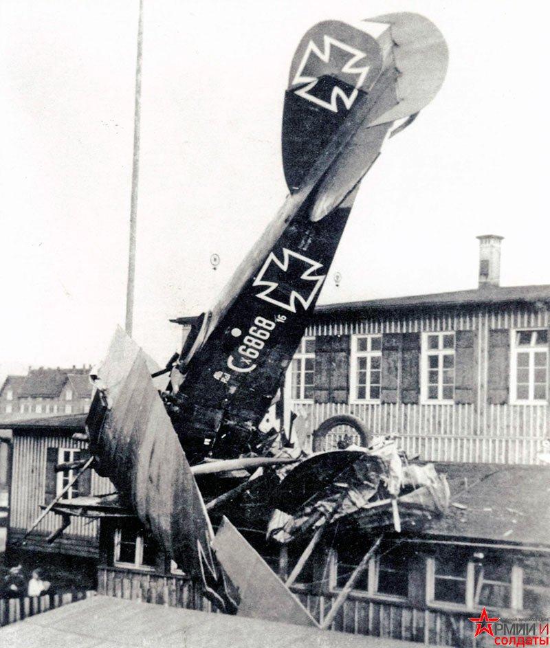Albatros C VII