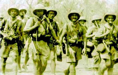 французские колониальные войска