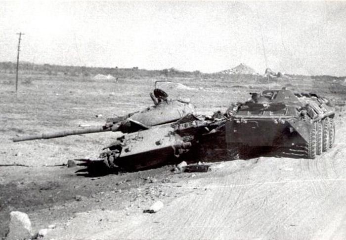 Афганская война, потери