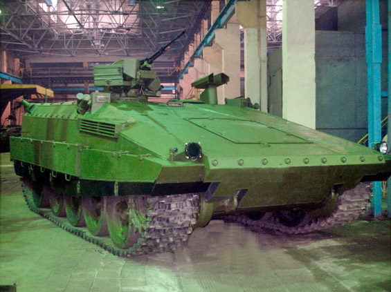 Украина БМП-55