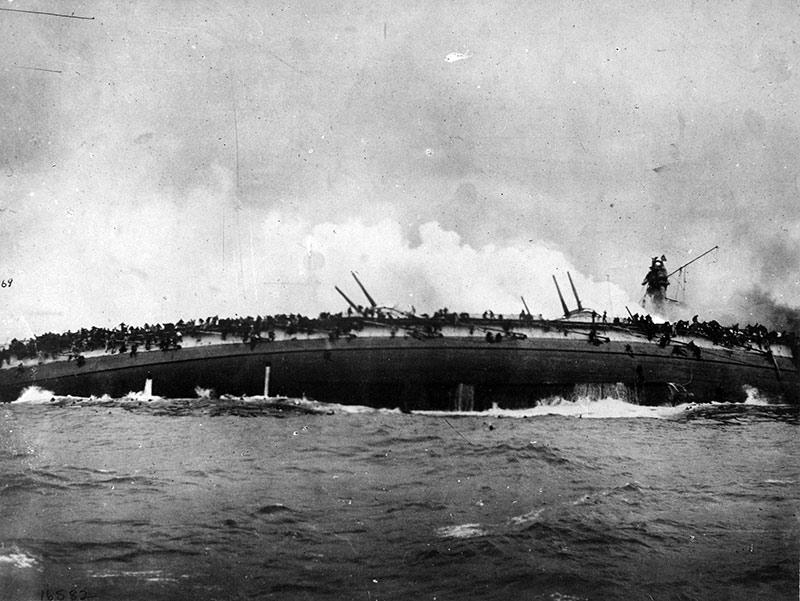 Крейсер блюхер, корабли погибшие в первой мировой