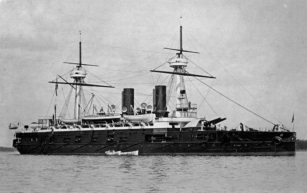 Броненосец «Император Александр II»