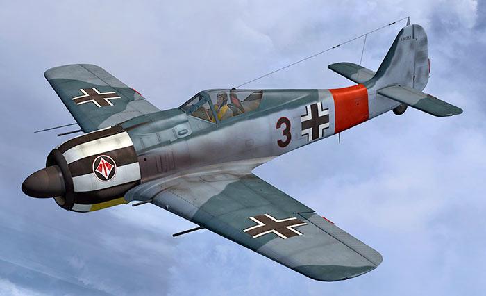 Фокке-Вульф FW-190