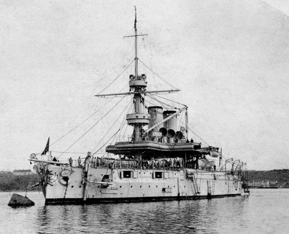 Черноморский Броненосец «Георгий Победоносец»