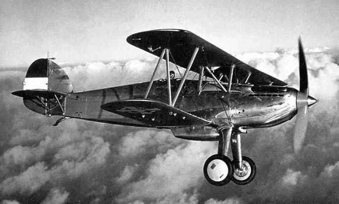 Истребитель Hawker Fury («Хоукер Фьюри»)