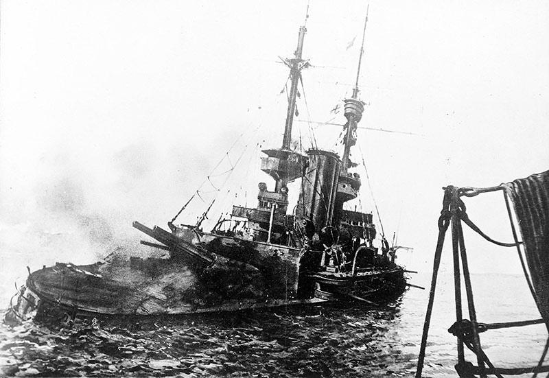 потери кораблей в первой мировой войне