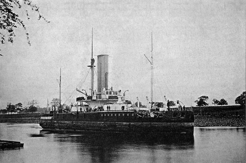 броненосец петр великий (монитор крейсер)