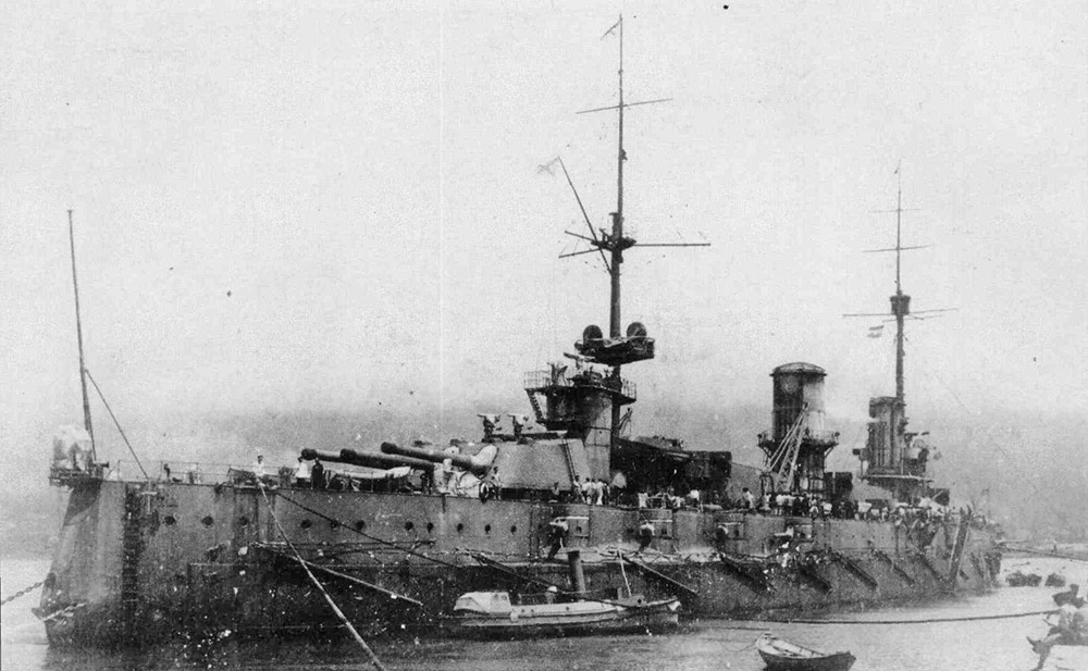 черноморский Линкор Александр III
