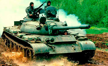 Применение танков и авиации в ходе Афганской войны 1979-1989 г.г.