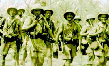 французские колониальные войска во Вьетнаме