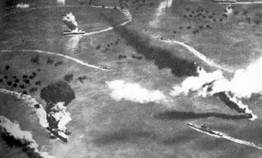 Японские ошибки в сражении у острова Мидуэй
