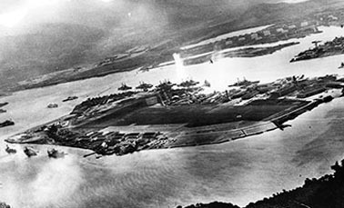 Зачем японцы напали на Перл-Харбор 7 декабря 1941 г.