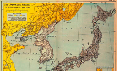Предпосылки Русско-Японской войны 1904-1905 г.г.