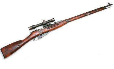 «Трехлинейка», винтовка Мосина 1891/30 г.г.