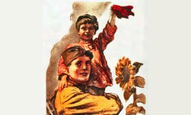 Советские плакаты времен Великой Отечественной Войны, за 1943 год