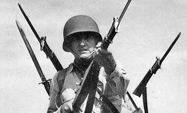 Фотографии американских солдат и техники в Германии в 1944-1945 г.г.