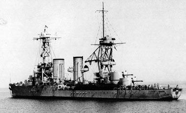 Крейсер Красный Кавказ, бывший Адмирал Лазарев проекта Светлана