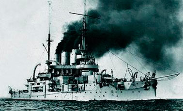 Броненосец Потемкин, 1905 г.