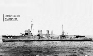 Эсминец Стюарт в новом облике, и вновь под американским флагом