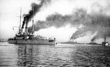 Броненосцы и линкоры Черноморского флота (1880-1917 г.г.)