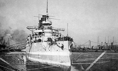 Броненосцы и линкоры Балтийского флота (1870-1917 г.г.)