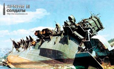 История службы авианосцев «Унрю»