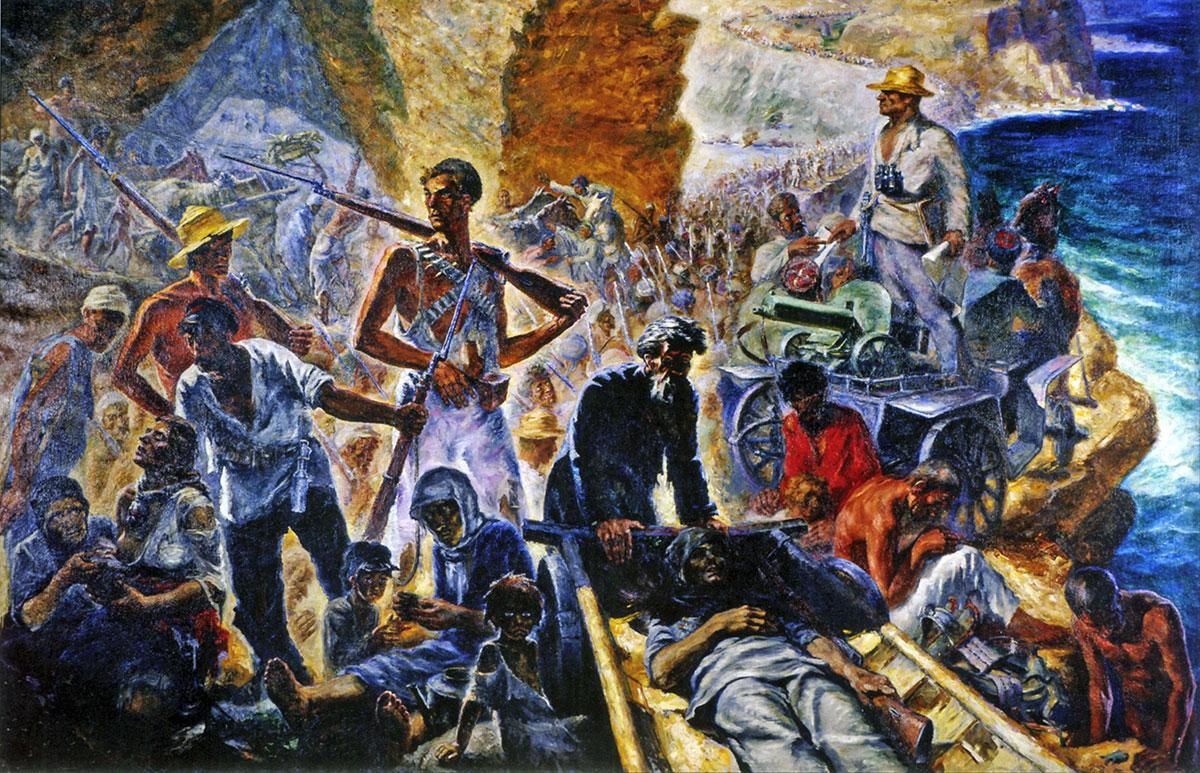 Соколов-Скаля-П.-П.-Таманский-поход-(1928-г.)