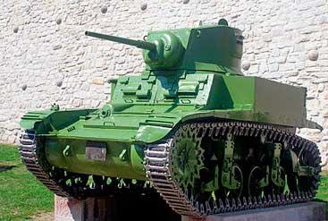 Обозначения американских танков