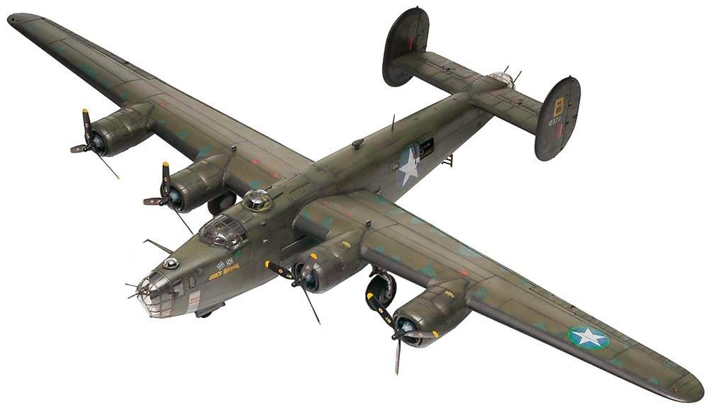 Бомбардировщик B-24 «Либерейтор»