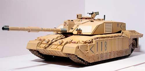 боевой танк Challenger 2