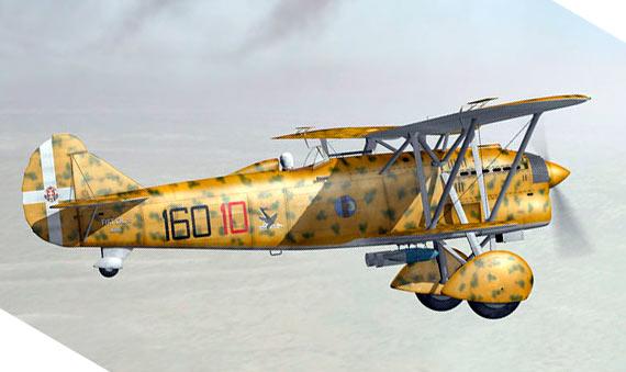 ФИАТ CR-32 «Чирри»