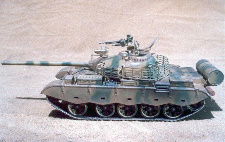 Танк Тип 69-II армии Пакистана