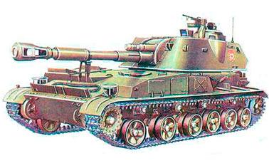 152-мм самоходная гаубица 2С3 «Акация»