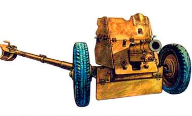 76-мм пушка образца 1943 г. (ОБ-25)