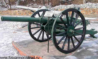 3-дюймовая пушка образца 1900 года