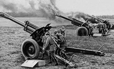 Классификация и назначение артиллерии