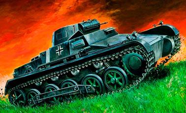 Легкий танк Pz.I (Sd.Kfz.101) (Германия)