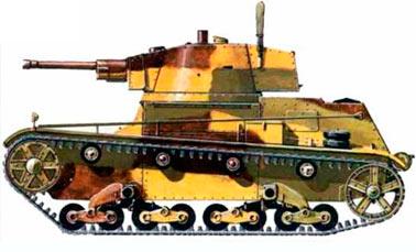 Легкий танк 7TP (Польша)